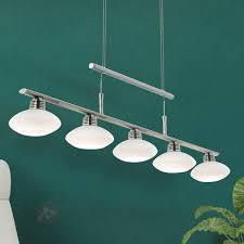 Led Esszimmerlampe In Der Höhe Verstellbar Led Hängeleuchte Tuana Kaufen