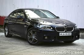 review bmw 530d 2014 bmw 530d m sport review indian autos