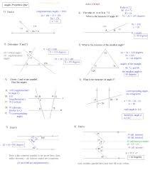 math plane angles properties