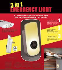 easy power emergency light portable light motion sensor night light on sale until friday