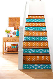 12 diy painting ideas that will help you to upgrade the indoor stairs