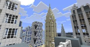 New York City Map For Minecraft by Olympia City Map 1 8 9 1 8 Minecraft Maps