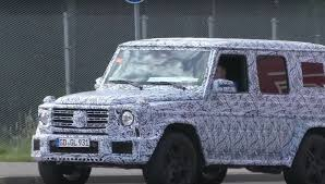 2018 mercedes amg g63 is this test prototype it autoevolution