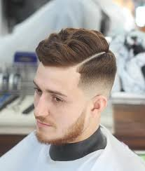short natural tapered low hairstyles with a part 100 best men s hairstyles new haircut ideas