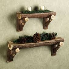 Tree Branch Bookshelf Diy Diy Ideas With Twigs Or Tree Branches Hative
