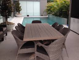 Outdoor Dining Patio Furniture by Good Ideas Teak Patio Furniture U2014 The Home Redesign