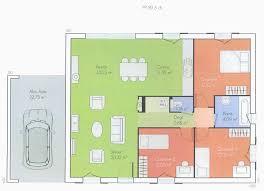 maison plain pied 2 chambres plan maison plain pied 2 chambres frais plan maison plein pied 90m2