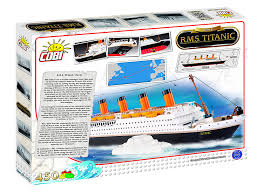 buy cobi rms titanic building block kit online at low prices in