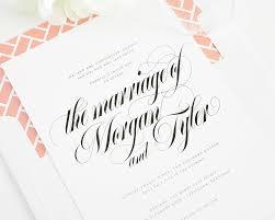 wedding invitations calligraphy calligraphy names wedding invitations wedding invitations by shine