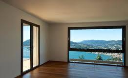 großes bild wohnzimmer großes wohnzimmer mit panoramischer ansicht lizenzfreie