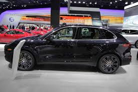 porsche cayenne interior 2016 porsche cayenne turbo s review top speed