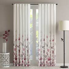 Bed Bath And Beyond Window Curtains Buy Vcny 84 Inch Window Curtain Panel In Aqua From Bed Bath
