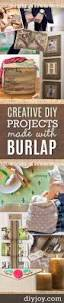 diy home decor gifts 50 creative diy projects made with burlap diy joy