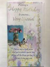 someone special birthday card ebay