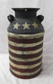 Old Milk Can Decorating Ideas Best 25 Painted Milk Cans Ideas On Pinterest Milk Can Decor