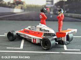 old mclaren mclaren old irish racing model collection