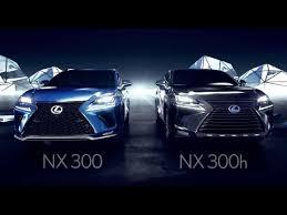 lexus nx facelift 2018 launch film youtube