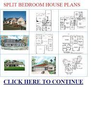 split bedroom house plans split bedroom house plans non split bedroom house plans