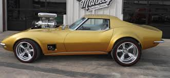 c3 corvettes 1968 wheels c3 corvette for auction gm authority