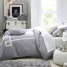 white and grey duvet covers u2013 de arrest me