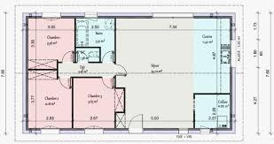 plan maison 90m2 plain pied 3 chambres plan maison plein pied 90m2 ferantur maison