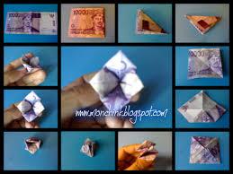cara membuat origami bunga dari uang kertas 2012 it s all about monchink