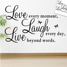 Bedroom Wall Art Words Word Wall Decals For Bedroom Color The Walls Of Your House