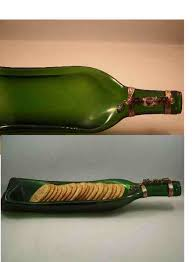 wine bottle tray reciclando garrafas de vinho reciclando trays