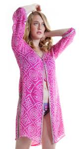 fuschia kaneshka belize short jacket fuschia