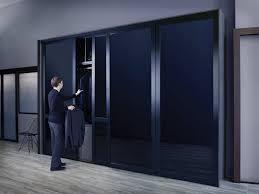 tempered glass closet doors black glass sliding closet doors inspirational gallery