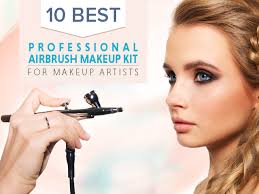 best professional airbrush makeup system 10 best professional airbrush makeup kit for makeup artists in