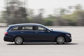 mitsubishi station wagon 2017 2017 mercedes benz e400 4matic wagon first test focused on the
