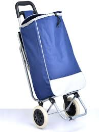 Baby Chairs Online Shopping India Buy Shopping Trolley Bag With Folding Chair Online Best Prices