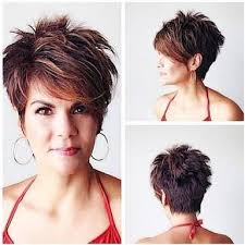 short asymetrical haircuts for women over 50 image result for short spikey hairstyles for women over 40 50