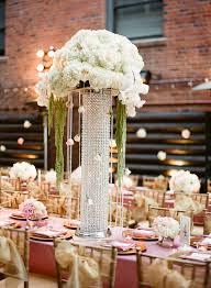wedding centerpiece vases jeweled vases reception centerpieces elizabeth designs