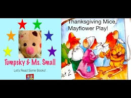 thanksgiving mice by bethany books read to children aloud