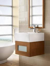 Wall Mount Bathroom Vanities by Homethangs Com Has Introduced A Guide To Choosing A Wall Mounted
