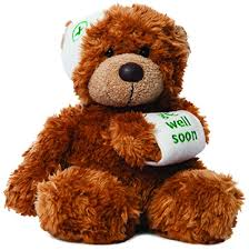 get well soon bears delivery get well gift send a get well soon gift for hospital