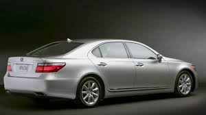lexus hybrid sedan price all new ls 600h l luxury hybrid sedan pricing announced us photo