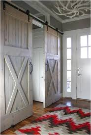 Cool Bedroom Doors by Barn Doors To Close Off Office Just Inside Entryway Our New Home