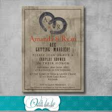 country themed baby shower invitations rustic charm couples shower invitation diy printable