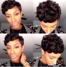 shortcut for black hair pin curl shortcut sew in hair work 2 pinterest pin curls