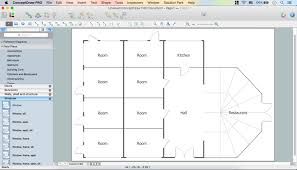 dimensioned floor plan floor plan software