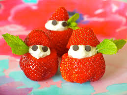 Kitchen Knives For Children Healthy Snack Recipe For Children How To Make Strawberries
