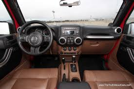 jeep philippines inside review 2012 jeep wrangler rubicon the truth about cars