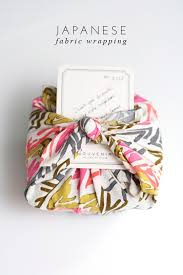 Japanese Gift Ideas How To Wrap Gifts With Fabric Frock Files Gift Wrap
