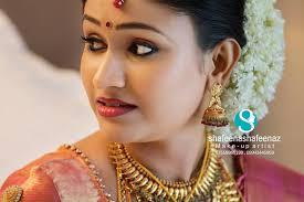wedding make up artist shafeena