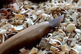 sloyd carving knife wood carving knife sloyd woodcarving knife