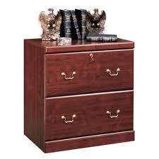 Lateral Wood Filing Cabinets 2 Drawer Lateral Wood File Cabinet In Classic Cherry 102702