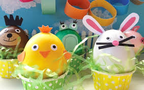 Easter Egg Rabbit Decoration by 10 Easter Egg Decorating Ideas For Kids Day Dreamer